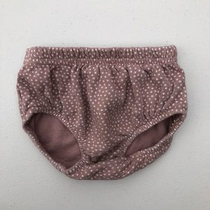 Starting Out | Baby Girl mauve star bloomers